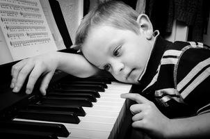 楽譜を「読ませながら弾く」はいつ頃からか