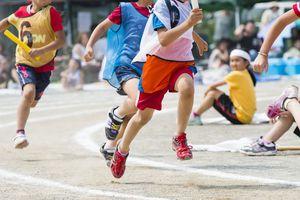 現代っ子の運動能力
