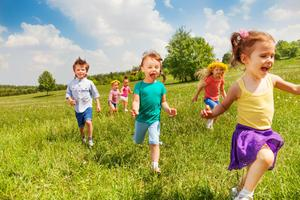 感覚神経が育つ時期の教育